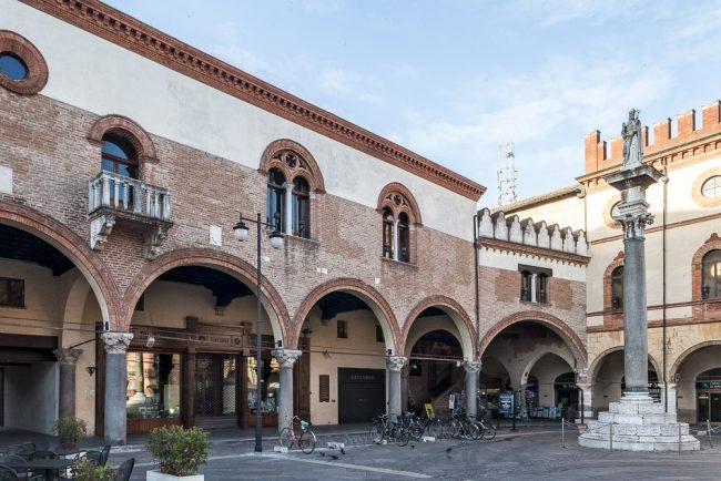 Facciata attuale del Palazzetto Veneziano - @ Giampiero Corelli Fotoreporter