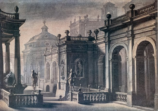 Inside - Cesare Pronti. Perspective - Ravenna Segreta – Angelo Longo Editore