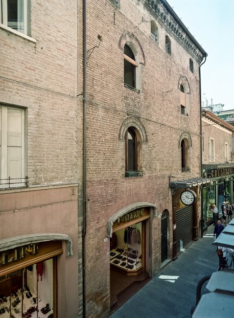 12-01 La facciata - © Giampiero Corelli Fotoreporter