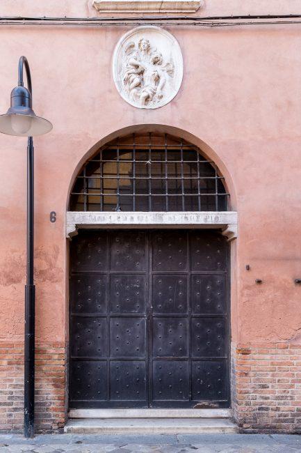 Il Portale dell'ingresso principale