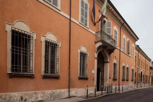 La facciata - © Giampiero Corelli Fotoreporter