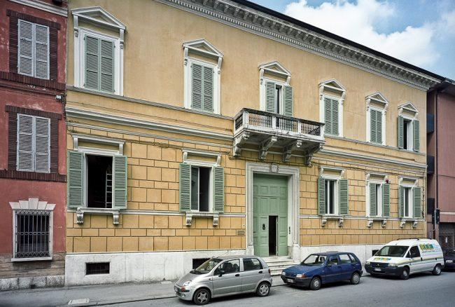 The facade - © Giampiero Corelli Fotoreporter