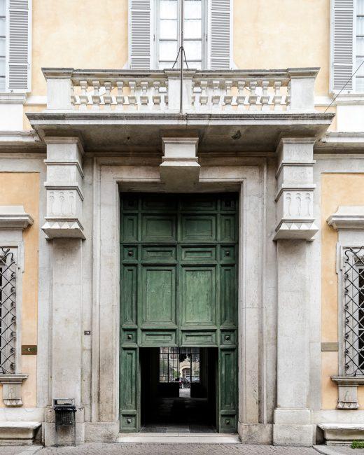Il maestoso portale