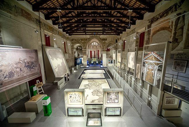 L'interno – Archivio fotografico del Comune di Ravenna