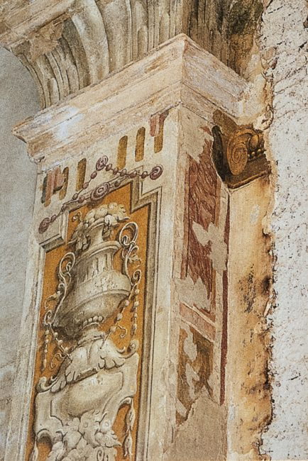 Cesare Pronti. Motivi decorativi - Ravenna segreta – Angelo Longo Editore