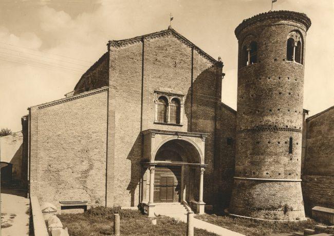 La facciata – Foto Fratelli Alinari Firenze – 1915-20 ca.