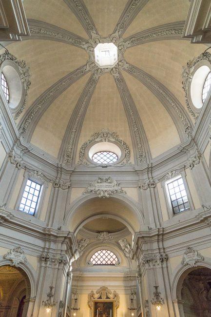 Interno – La cupola