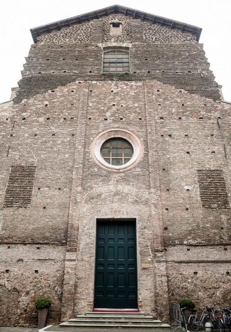 La facciata – © Giampiero Corelli Fotoreporter