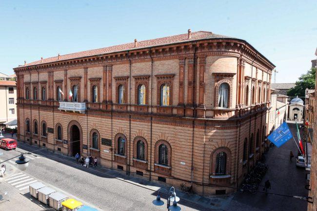 Veduta dell'edificio – © Giampiero Corelli Fotoreporter
