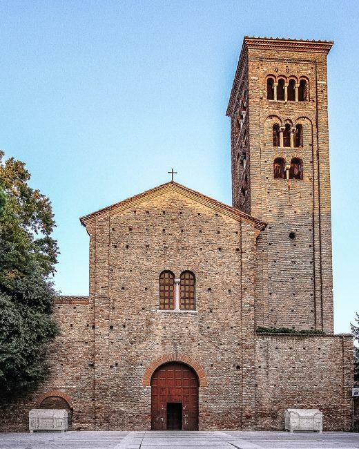 Facciata attuale della chiesa di San Francesco