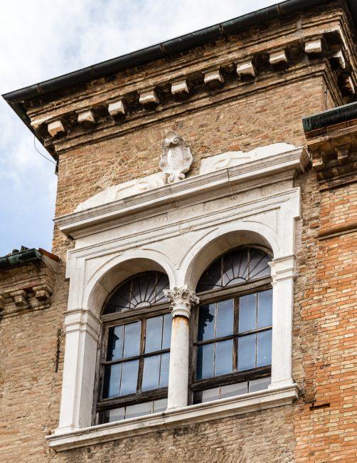 The external facade: detail