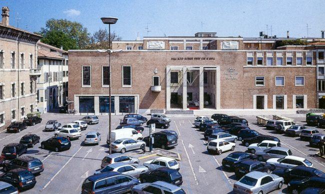 The House of the Mutilated as it stands today - La nuova Casa del Mutilato - Edizioni del Girasole