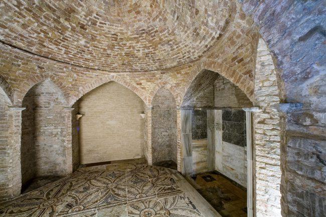 La cripta Rasponi - Per gentile concessione del Servizio Pubbliche relazioni della Provincia di Ravenna