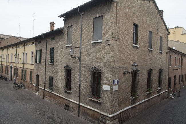 Facciata attuale dell'edificio - Foto Corelli